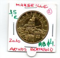 Marseille Trésor De France 2010 - Arthus Bertrand
