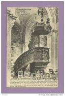 CPA - 89 - VEZELAY - Eglise De La Madeleine - La Chaire - A. Vincent N° 22 - Scans Recto-verso - Vezelay