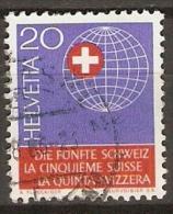 SUISSE     -    1966  .   Y&T N° 774 Oblitéré. - Switzerland