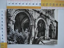 TORRE DEI PASSERI ABBAZIA S. CLEMENTE A CASAURIA - FG - VIAGGIATA 1963 *(ABR-2379