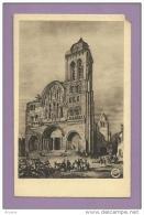 CPA - 89 - VEZELAY - La Bourgogne D´Autrefois - L´Abbaye - G. M. N° 1 - Photo Mouchet à Migé - Scans Recto-verso - Vezelay