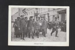 PPC WWI Russia N Prisoners 1916 - Guerra 1939-45