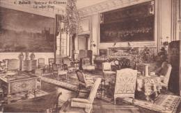 Belgica--Valonia--Beloeil--l'Interieur Du Chateau--Le Salon Vert - Castillos