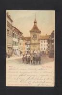 Schweiz AK Morat Porte D'Aarberg 1903 - FR Fribourg