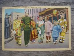 323S. Ricturesque Costumes, Chinatown, San Francisco, Calif - Costumi