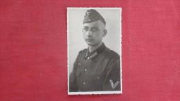 RPPC German Ww 2 -- Soldier   1875 - Guerra 1939-45
