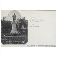 Verviers  Statue De Vieux Temps   Collection Du Touring Club De Belgique - Verviers