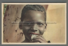 U5468 BAMBINI MOZAMBICO AFRICA MISSIONI PADRI CAPPUCCINI DI PUGLIA FP (tur) - Children