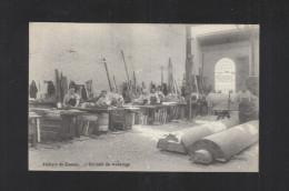Carte Postale Ateliers De Boussu - Boussu