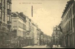 Bruxelles - Rue De Laeken - Belgique