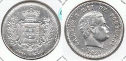 PORTUGAL 500 REIS  1981 PLATA SILVER G1 - Portugal