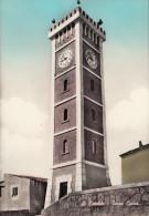 SAN CATALDO  /  Torre Civica _ Viaggiata - Caltanissetta