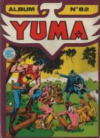 YUMA Album  N° 82 ( 297 298 299 ) BE LUG  AVEC ZAGOR 09-1987 - Yuma