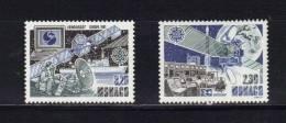 Monaco Timbres De 1991  Neufs**  N°1768 Et 1769  Europas - Monaco