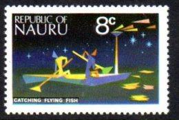 Nauru 1973 8c Flying Fish Definitive, MNH - Nauru