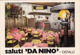 """CEFALU´ /  Ristorante Rustico """" DA NINO """" - Palermo"""