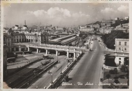 GENOVA - VIA ADUA - STAZIONE MARITTIMA - G - Genova