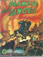 PLANETE DES SINGES  N° 1  -   LUG  1977 - Lug & Semic