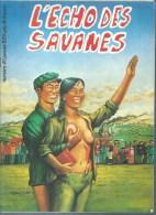L´ECHO DES SAVANES  N° 48   Couverture   TODD - L'Echo Des Savanes