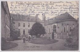 FALAISE - Hôpital Complémentaire N°44 - Cour Centrale - Falaise