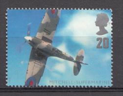 Grande-Bretagne Mi.nr.:1696 Spitfire Mk IIA 1997 Oblitérés / Used / Gestempeld - Oblitérés