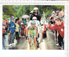1998 - Entre GRENOBLE  Et  Les  DEUX  ALPES,  Italien MARCO  PANTANI Accentue Sa Domination Sur Cette édition  Marquée - Cyclisme