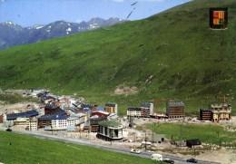 VALLS D´ANDORRA - Pas De La Casa - Voitures, Caravane - Carte Taxée En France - Andorre