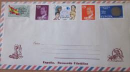 Espagne - Enveloppe Illustrée Costa Brava - Timbres Années 70 - 1931-Aujourd'hui: II. République - ....Juan Carlos I