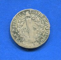 2  Sols  1792  A  Lan  4 - 1789-1795 Period: Revolution
