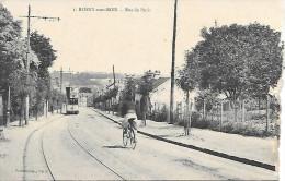 Rosny-sous-Bois - Rue De Paris Tramway Et Vélo - Rosny Sous Bois