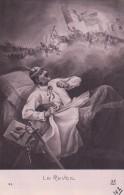Guerre 14-18, Galerie Patriotique, Le Réveil De Guillaume (43) - Oorlog 1914-18