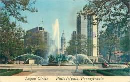 PHILADELPHIA - Logan Circle - Philadelphia