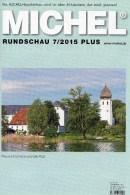MICHEL Briefmarken Rundschau 7/2015-plus Neu 6€ New Stamps World Catalogue And Magacine Of Germany ISBN 9 783954 025503 - Pin's & Anstecknadeln