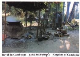 Royal  Du  Cambodge  Kingdom  Of  Cambodia - Cambodia