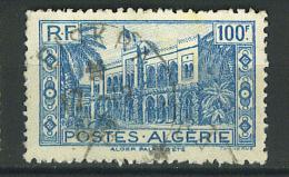 "VEND BEAU TIMBRE D ´ ALGERIE N° 203 , CACHET ""BISKRA"" !!!! - Used Stamps"
