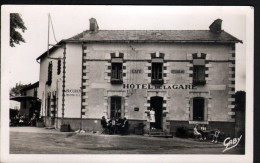 44, MAUVES SUR LOIRE, HOTEL DE LA GARE - Mauves-sur-Loire