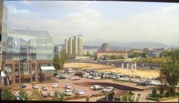 Alma - Ata / Almaty  - The View Of The City - 2008 - Kazakhstan