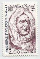 TAAF 1985 111 ** Explorateur André-Franck Liotard - Terres Australes Et Antarctiques Françaises (TAAF)