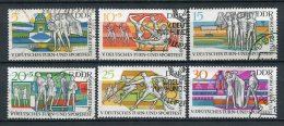 DDR Nr.1483/8        O  Used       (17711) ( Jahr: 1969 ) - Gebruikt