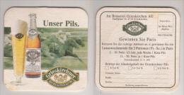 Grieskirchner Bier Specialitäten Österreich , 1991 , Unser Pils - Gewinnen Sie Paris - Beer Mats