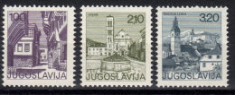 Yugoslavia,Tourist Motives 1975.,MNH - 1945-1992 République Fédérative Populaire De Yougoslavie