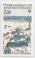TAAF 1985 112 ** Paysages Antarctiques Base Port-Martin - Terres Australes Et Antarctiques Françaises (TAAF)