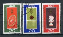 DDR Nr.1491/3        O  Used       (17713) ( Jahr: 1969 ) - Gebruikt