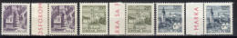 Yugoslavia,Tourist Motives 1975.,without & With Phosphor,MNH - Unused Stamps