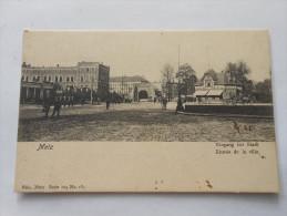 METZ NELS 104 185 - Metz