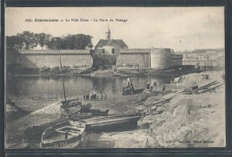 - CPA 29 - Concarneau, La Porte Du Passage - Concarneau