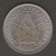 INDONESIA 100 RUPIAH 1978 - Indonesia