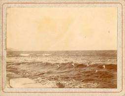 Marseille : La Corniche Datée De Mars 1917 - Lieux