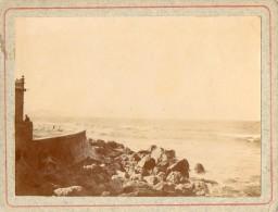 Marseille : La Corniche - Photo Datée De Mars 1917 - Lieux