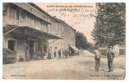 Saint Bauzille De Putois Place Du Christ - Other Municipalities